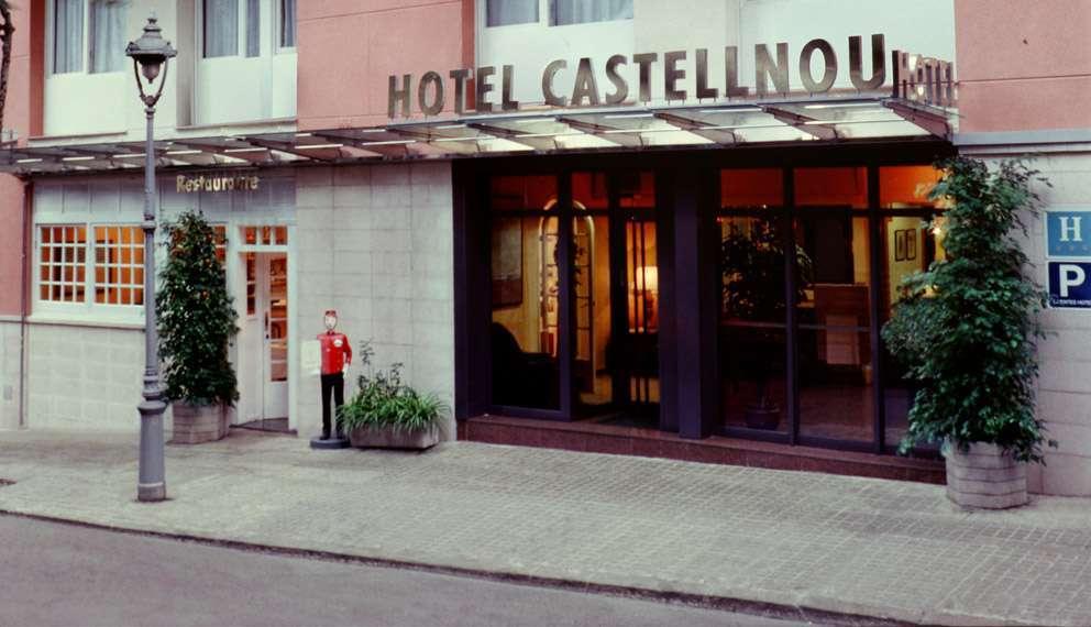 מלון Castellnou