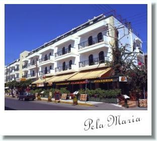 מלון Pela Maria