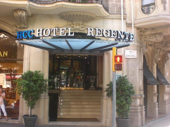 מלון Hcc Regente