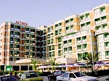 מלון Aktinia