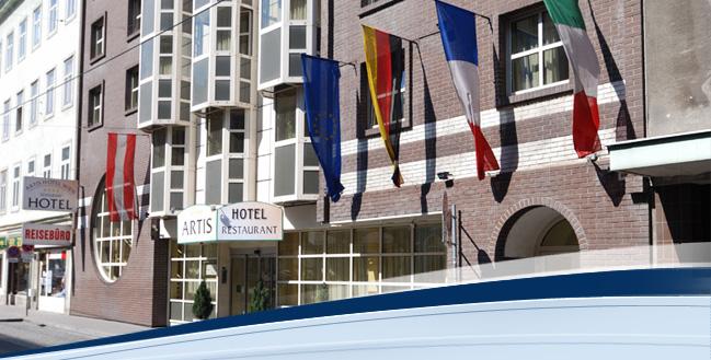 מלון Artis