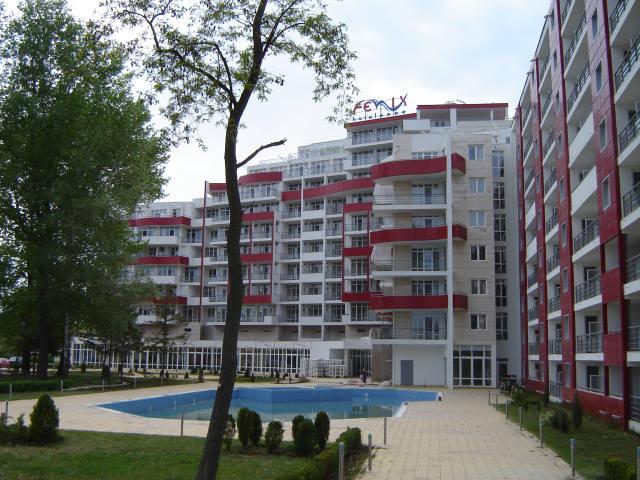 מלון Fenix Hotel