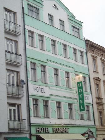 מלון Florenc Hotel