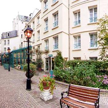 מלון Les Jardins Du Marais