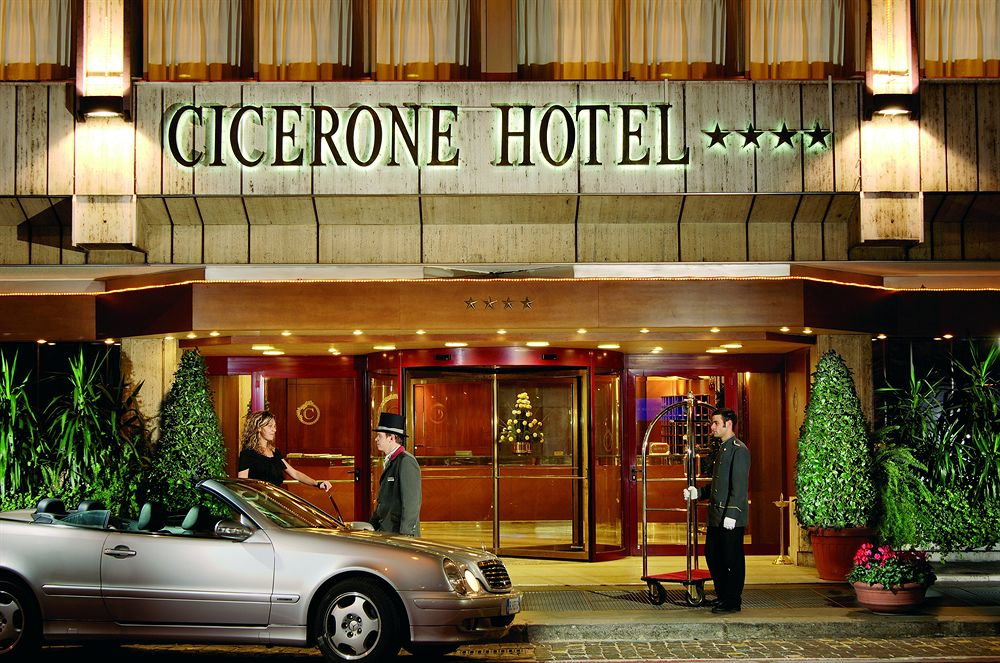 מלון Cicerone