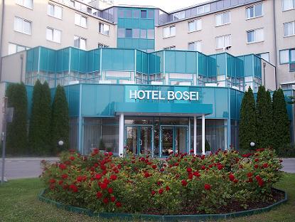 מלון Bosei