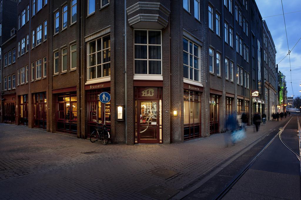 מלון Hampshire Rembrandt -(Ex Eden Hotel Rembrandt Square)