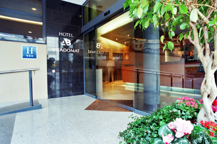 מלון Ab Viladomat