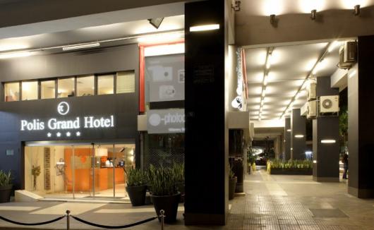מלון Polis Grand