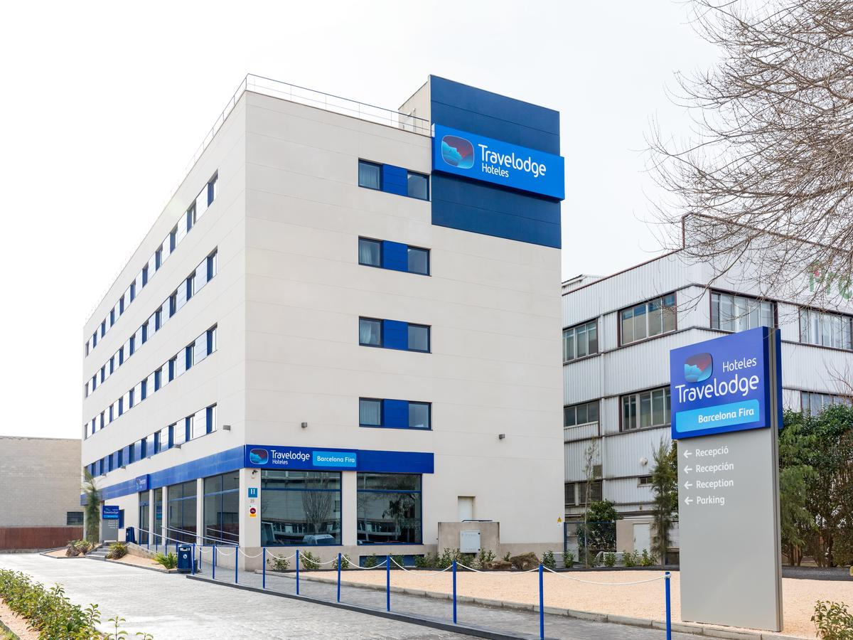 מלון Travelodge Hospitalet