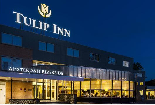 מלון Tulip Inn Riverside