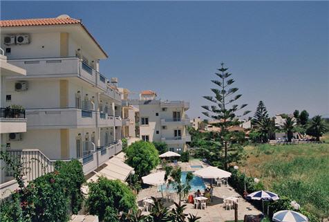 מלון Marirena