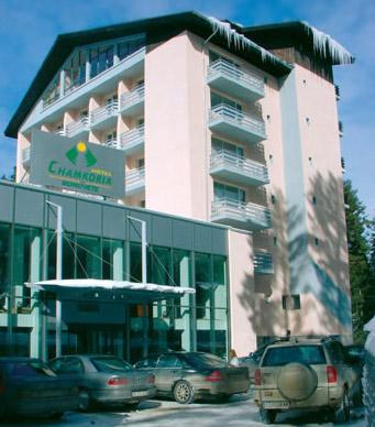 מלון Chamkoria