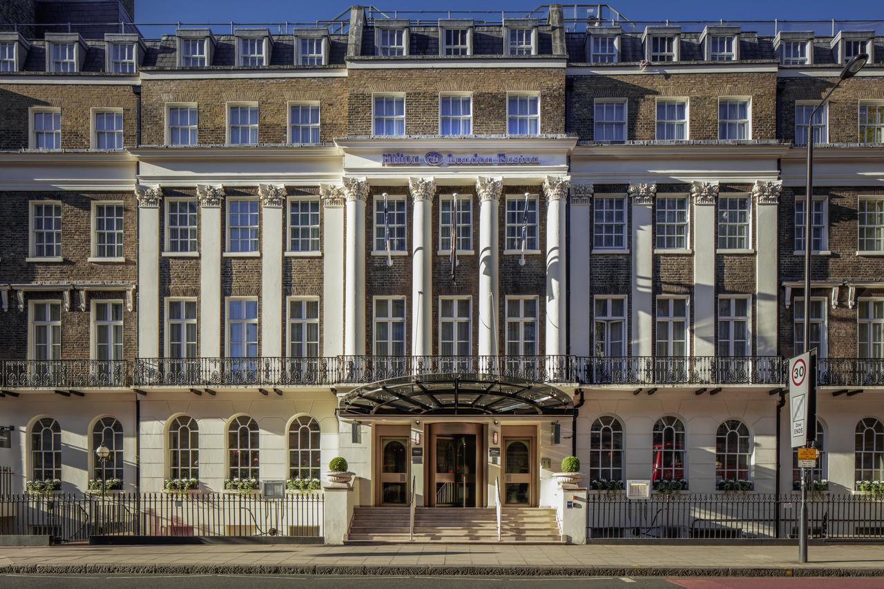 מלון Euston Hilton