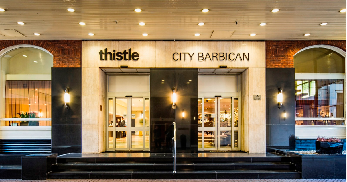 מלון Thistle City Barbican