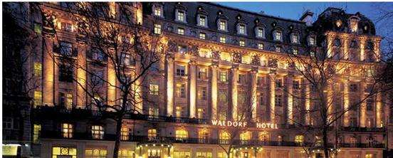 מלון Waldorf Hilton