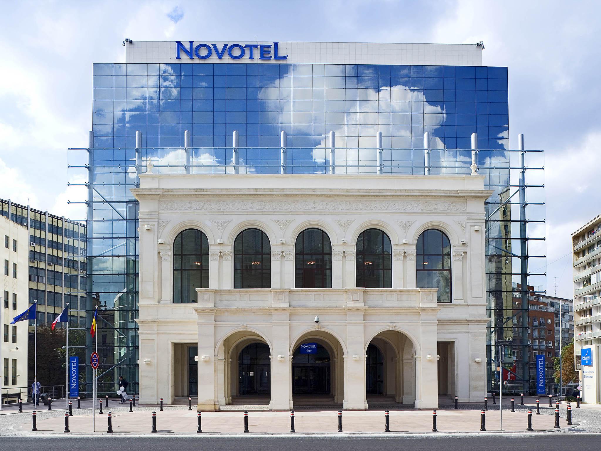 מלון Novotel Bucharest City Centre