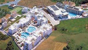 מלון Gouves Water Park Resort