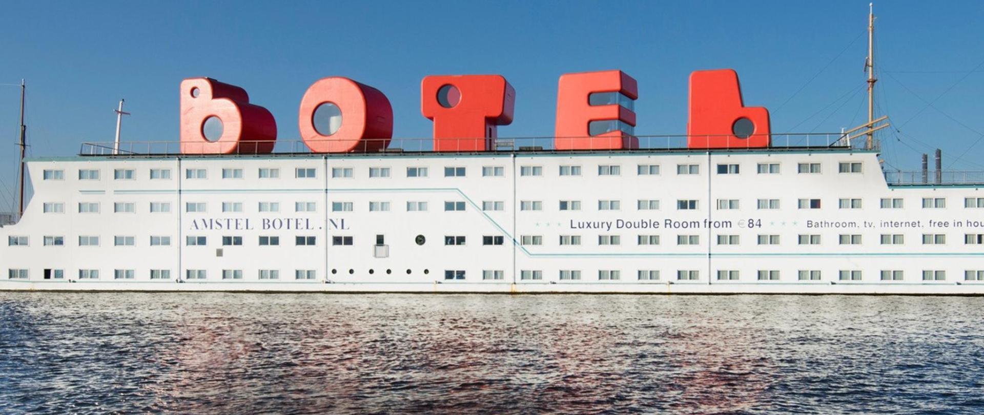 מלון Amstel Botel