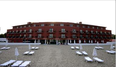 מלון Dune Hotel