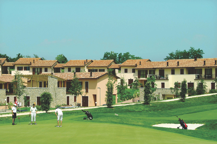 מלון Residence Golf Resort