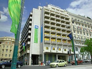 מלון N.J.V. Athens Plaza
