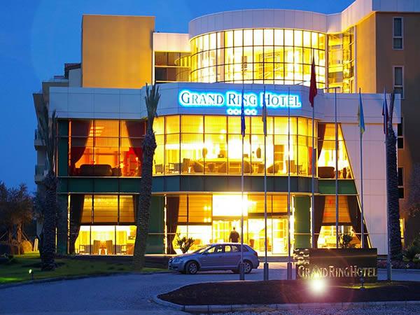 מלון Grand Ring Hotel