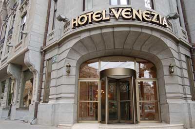 מלון Venezia Hotel