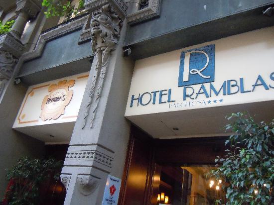 מלון Ramblas Barcelona Hotel