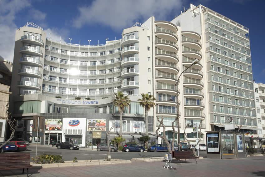 מלון Preluna