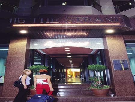 מלון The Strand Hotel