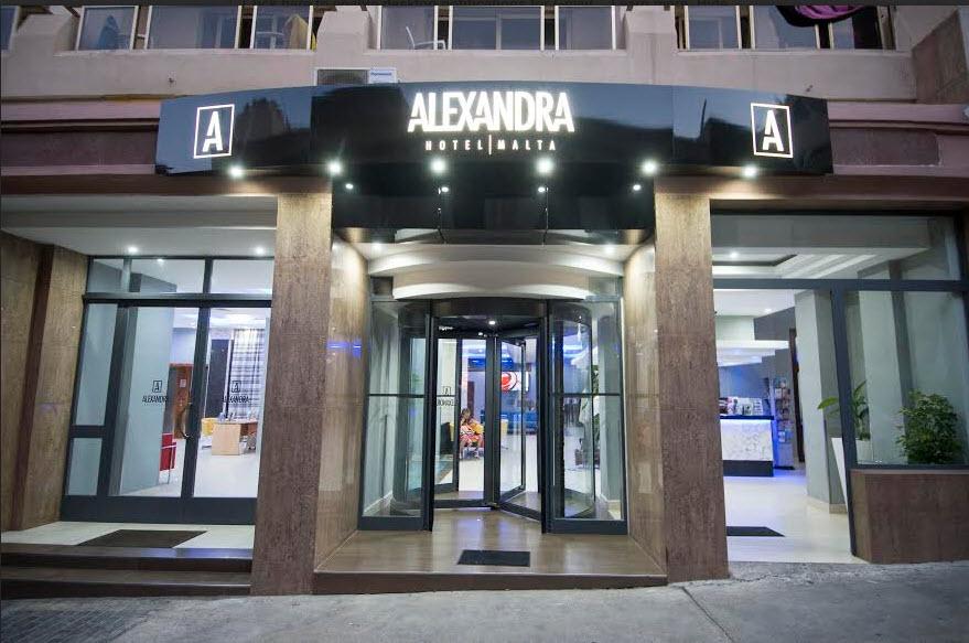 מלון Alexandra