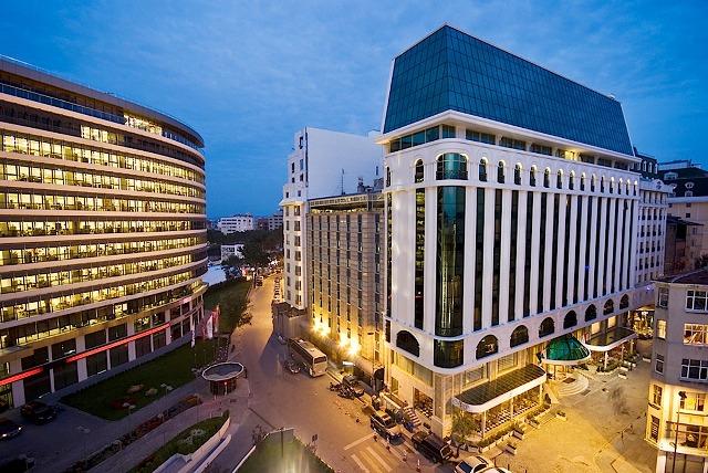 מלון Elite World Hotel