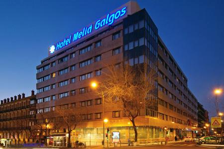 מלון Melia Galgos