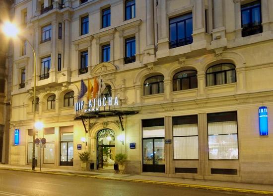 מלון Tryp Atocha