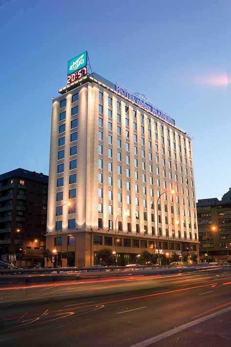 מלון Abba Madrid