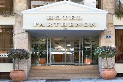 מלון Parthenon