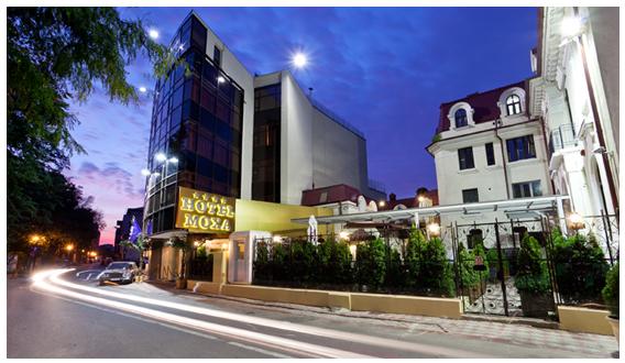 מלון Moxa Hotel