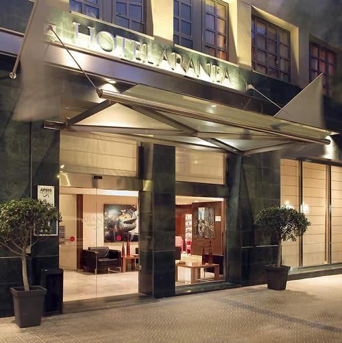מלון Aranea
