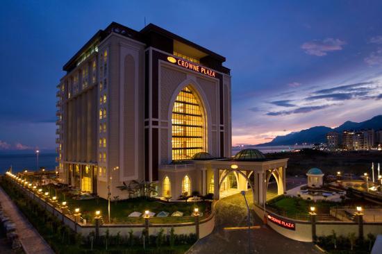 מלון Crowne Plaza