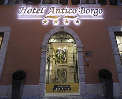 מלון Antico Borgo