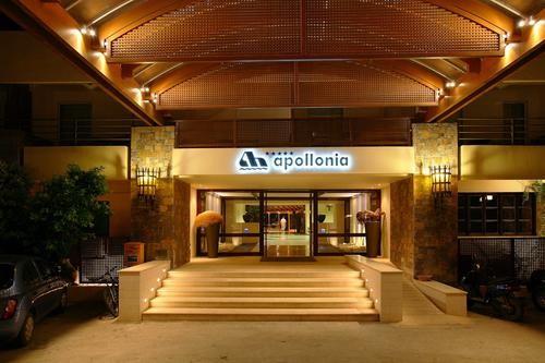 מלון Apolonia Beach