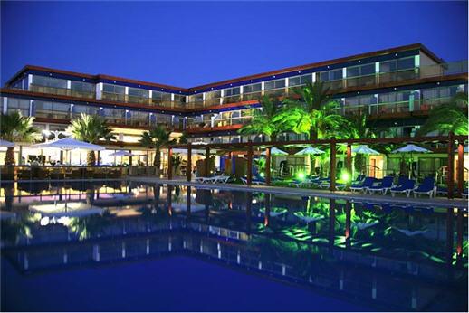 מלון Ocean Blue