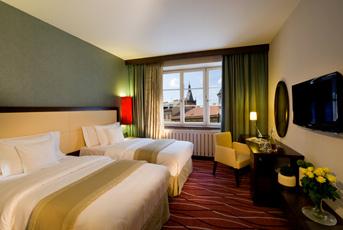 מלון Sheraton Prague Charles Sq