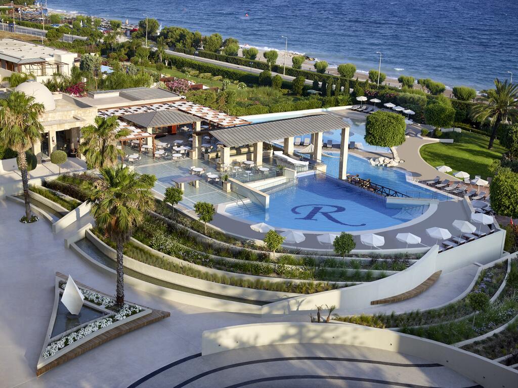 מלון Amathus Beach Hotel (Ex Rodian)