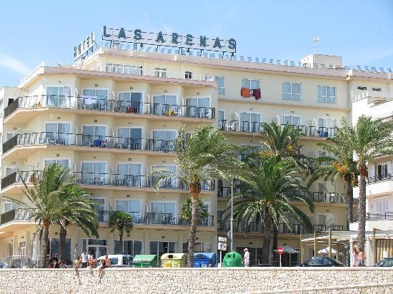מלון Las Arenas