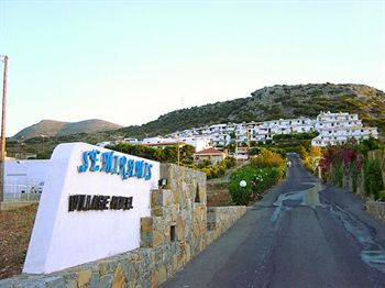 מלון Semiramis Village Hotel