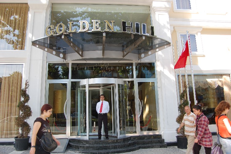 מלון Golden Hill Topkapi