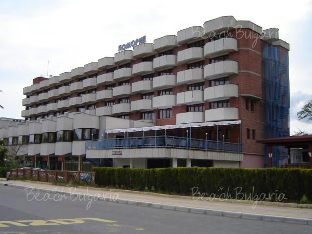 מלון Pomorie Hotel