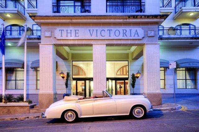 מלון Victoria Hotel